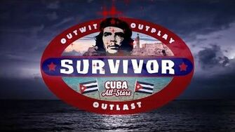 Survivor VD12 Abertura - Cuba - All-Stars