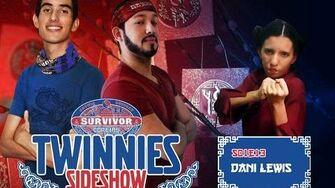 Twinnies Sideshow 14 Entrevista Dani Monteiro