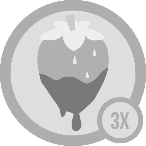 Badge sweet i 3x