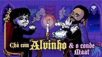 Chá com Alvinho 6 - Matheus Henrique