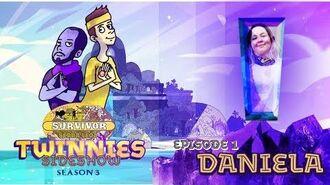Twinnies Sideshow 1 Entrevista Daniela de Oliveira