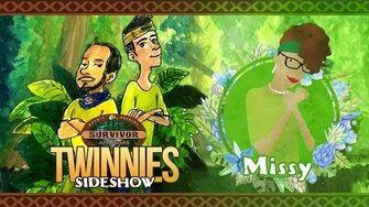 Twinnies Sideshow 7 - Entrevista Missy Queiroga