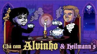 Chá com Alvinho 4 - Guilherme Heilmann