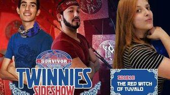 Twinnies Sideshow 16 Entrevista Amanda Lira