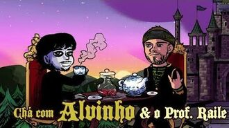 Chá com Alvinho 20 - Finalistas - Rafael Raile Riccardi