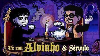Té con Alvinho 15 - Rodrigo Sérvulo