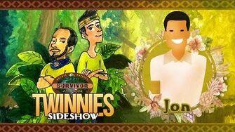 Twinnies Sideshow 4 Entrevista Jonathas Malheiros