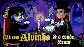 Cha com Alvinho 17 - Zeam Augusto