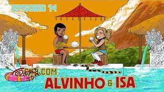 Male Tears com Alvinho 14 - Isabela Costa