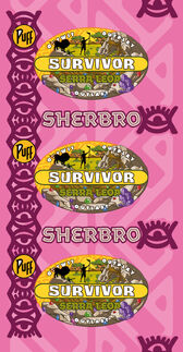 Sherbro puff