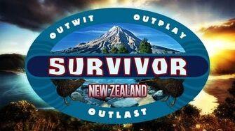 Survivor VD10 Abertura - Nova Zelândia