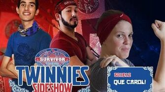 Twinnies Sideshow 12 Entrevista Carolina Pastore