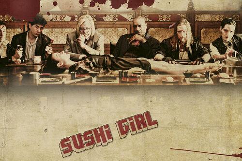 Sushi Girl Wiki