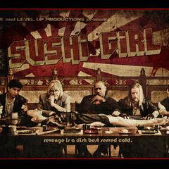Sushi Girl promo image.