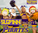 Suzanne Roots For The Pirates Volume 2
