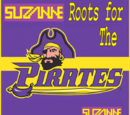 Suzanne Roots For The Pirates Volume 1