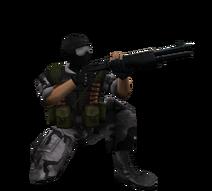 Shotgun grunt