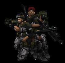 HECU Grunt Soldier