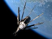 Ancient Satellite