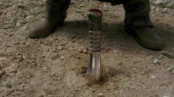 Ashrak kniv