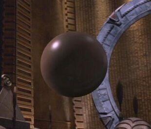 Communication ball