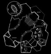 Gateroom map