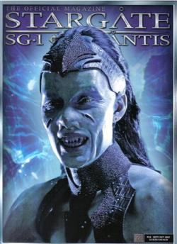 Atlantis- The Official Magazine 18v