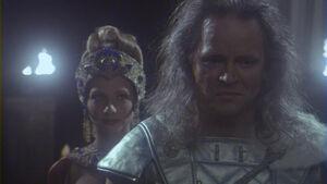 Cronus and Queen