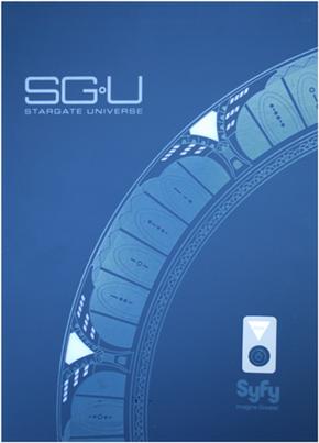 Stargate Universe Press Pack
