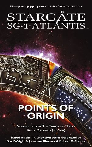Stargate SG-1 and Stargate Atlantis Points of Origin