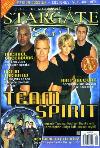 Atlantis- The Official Magazine 1