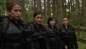 Teldy's AR team