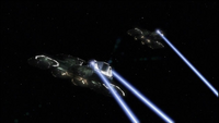 Plasma-beam-weapons