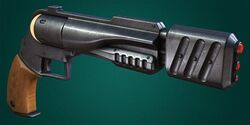 Ronon's Gun