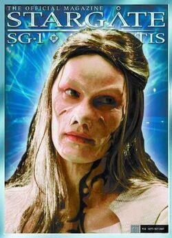 Stargate SG-1- The official Magazine 18v