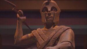 Pelops statue