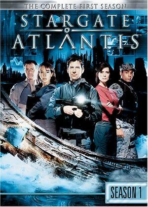 Atlantis season 1 DVD