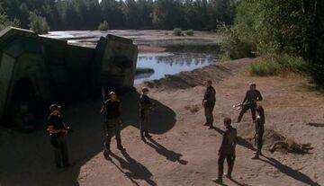 Forsaken (Stargate SG-1)