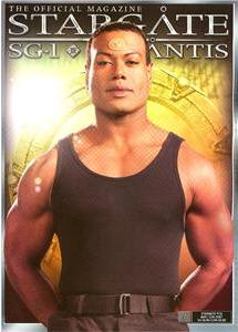 Stargate Official Magazine 16V