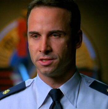 Paul Davis (Stargate)