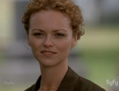 Stargate Sarah 1