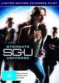 Stargate Universe- Extended Pilot