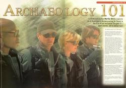 Stargate SG-1 Archaeology 101