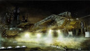 Deadalus Atlantis lift-of wide