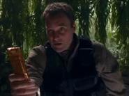 McKay bribing Cleo & Casta with chocolate