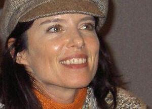 Torri Higginson collectormania 2007