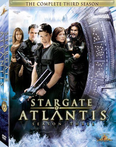 Atlantis season 3 DVD