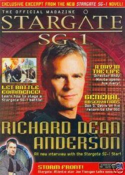 Stargate SG-1-The Official Magazine 2v
