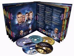 Stargate SG-1 The Portal Collection