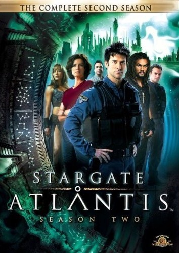Atlantis season 2 DVD